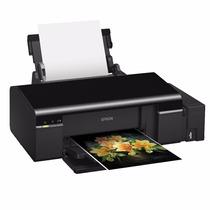 Impressora Colorida L800 Epson - Tanque De Tinta E Cd