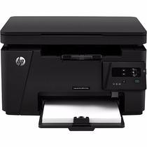 Impressora Multifuncional Hp Laserjet Pro Mfp M125a Garantia