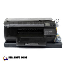 Impressora Hp Pro 8100dw Com Bulk Ink-5200ml-corante