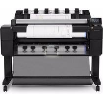 Plotter Hp T2530 A0 36 Emfp Com Scanner A0 L2y25a, Boleto 4x