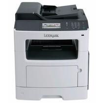 Multifuncional Laser Lexmark Mx410de Nova Garantia