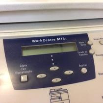 Impressora Xerox M15i Com Defeito