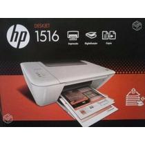 Impressora Multifuncional Hp 1516 Deskjet
