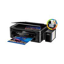 Impressora Multifuncional Epson L365 Ecotank Wi-fi Usb Preta