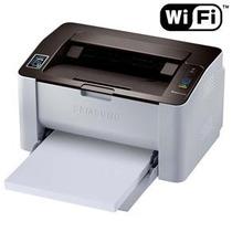 Impressora Samsung Laser Slm2020w/xaa Wi-fi 110 Volt +tonner
