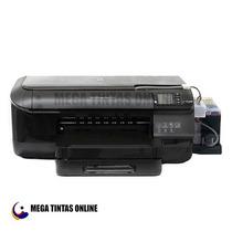 Impressora Hp Pro 8100 C/ Bulk Ink 250ml Para Cada Cor