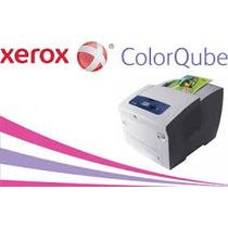 Colorqube 8580 Dn Impressora Cera Color Lançamento 51 Ppm Xe
