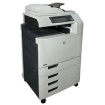 Impressora Hp Multifuncional Laserjet Colorida A3 Cm6030f