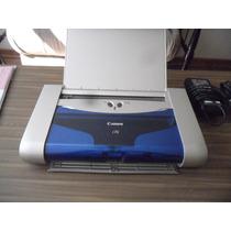 Impressora Portátil Canon (i70) (6 Cartuchos Brinde).