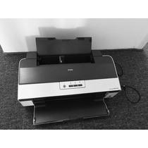 Impressora A3 Epson Stilus T1110 Em Otimo Estado.