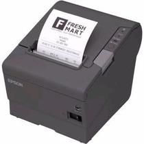 Impressora Não Fiscal Térmica Epson Tm-t20 Usb C/ Guilhotina