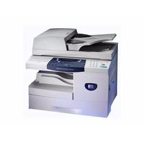 Xerox M20i Impressora Copiadora Fax Funcionando Veja Video