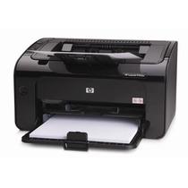 Impressora Hp P1102w Laser - Impressão Sem Fio 110v E 220v