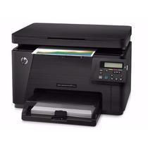 Impressora Multif. Laser Hp Pro Mfp M176n Color 110v