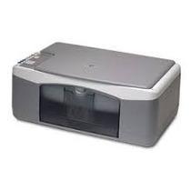 Impressora Hp Psc 1410 Com Fonte Cabo E Cartucho Vazio
