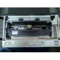 Impressora Matricial Epson Lx300 Com Fita Nova +barato Do Ml