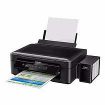 Multifuncinal Epson L365 Bulk Ink Original De Fabrica - Wifi