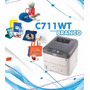 Impressora Laser Okidata C711 Toner Branco E Color