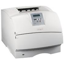 Lote Com 4 Impressoras T630 Toner Vazio