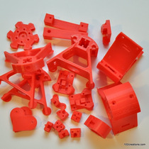 Kit Impresso Mini Kossel Impressora 3d