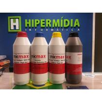 Tinta Inkmax Corante Uv Epson Kit 4 Cores - 1 Litro Cada Cor