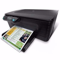 Multifuncional Jato De Tinta Hp Officejet J4500 (aio G510a)