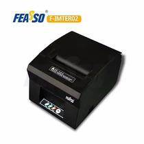 Impressora Térmica Usb Rs232 Cupom Não Fiscal 80 Mm Feasso