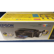 Multifuncional Epson L365 Wifi Com Tanque - Frete Grátis