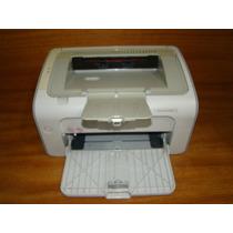 Impressora Hp P1005 Funcionando Pode Retirar Centro Rj