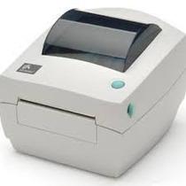 Impressora Código Barras Etiquetas Térmica Zebra Tlp2844