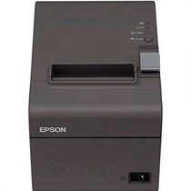 Impressora Termica De Recibo Tm-t20 Usb - Cinza Escuro ¿