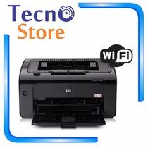 Impressora Hp Pro Laserjet 1102w Wireless Tonner - Até 12x!