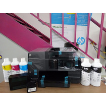Hp 8610 Nova Com Bulk Ink + 500 Ml Tinta