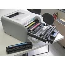 Impressora Hp Color Laserjet Cp1215, Resolução De 600 X 600