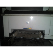 Impresso Hp Cp1025 Color Lasejet Tonners Cheios