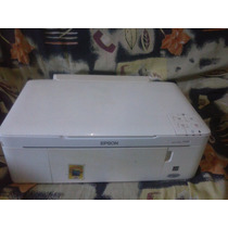 Impressora Multifuncional E Scanner Epson Stylus Tx123