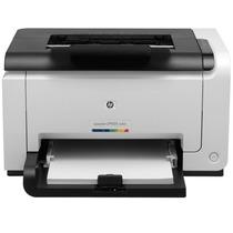Impressora Hp Laser Colorida Laserjet Pro Cp1025 110v