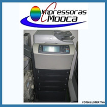 Impressora Multifuncional Laser Hp M4345 Mfp 4345 Mfp