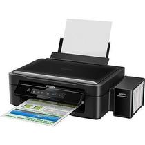 Multifuncional Epson L355 + Bulk Ink Pouco Uso