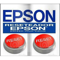 Reset Epson L220 L210 L355