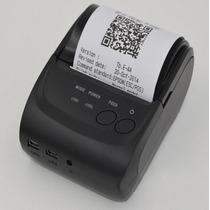 Mini Impressora Térmica Bluetooth Android 4.2 Pronta Entrega