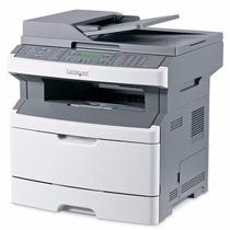 Impressora Multifuncional Lexmark X264dn Laser Preto X264