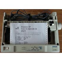 Frete Grátis Epson Lx-300 Semi-nova C/ Nota Fiscal Curitiba.