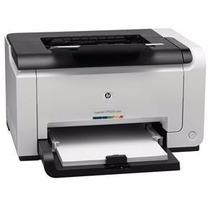 Menor Preço Impressora Laser Colorida Hp Laserjet Pro Cp1025