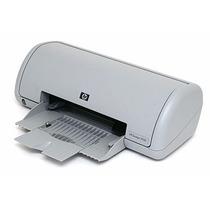 Impressora Hp Deskjet 3920 Revisada Com Fonte Sem Cartuchos