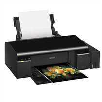 Impressora Epson L800 Bulkink De Fabrica Imprimi Cd/dvd