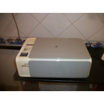 Impressora Hp Photosmart C4280 Funcionando Com Nota