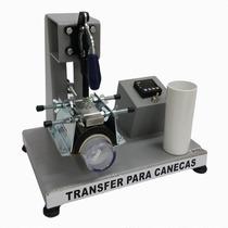 Maq Prensa Grava Estampa Canecas Acrilico Plasticos Transfer