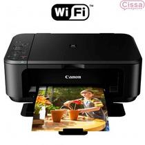 Promoção Impressora Wi-fi Canon Pixma Mg3210 Sem Fio Papel