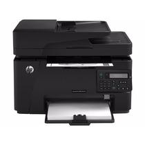 Impressora Multifuncional Hp Laserjet Pro Mfp M127 Fn 220v